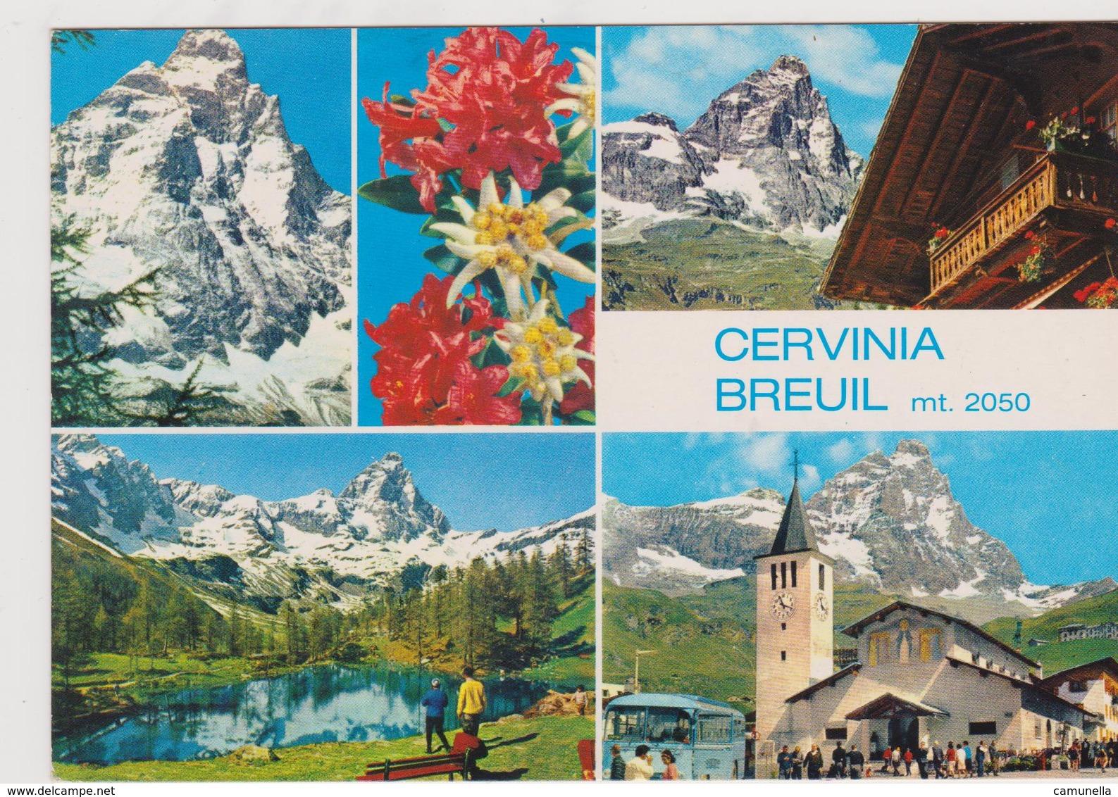 Cervinia Breuil- - Italia