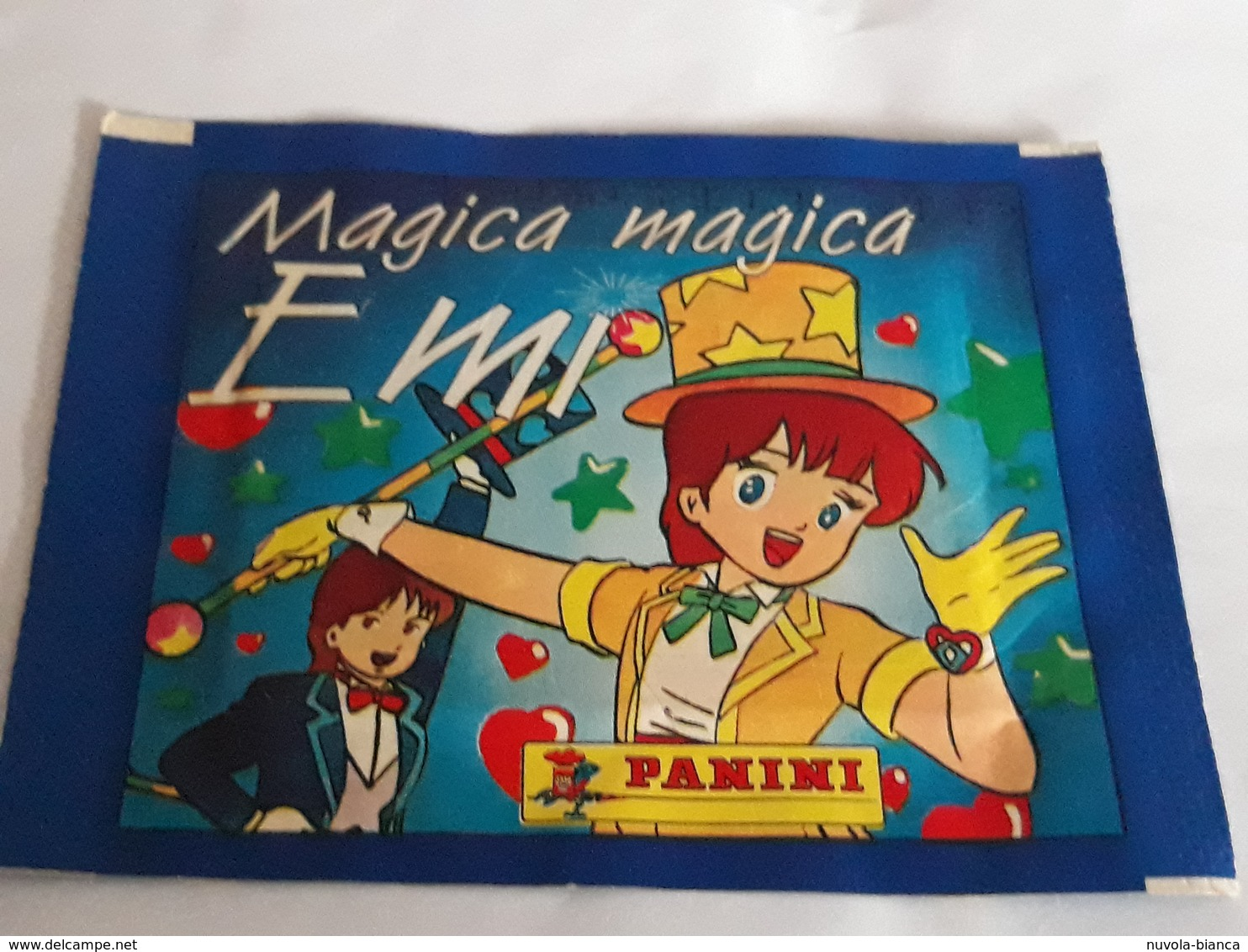 Magica Magica Emi Bustina Con Figurine Panini - Panini
