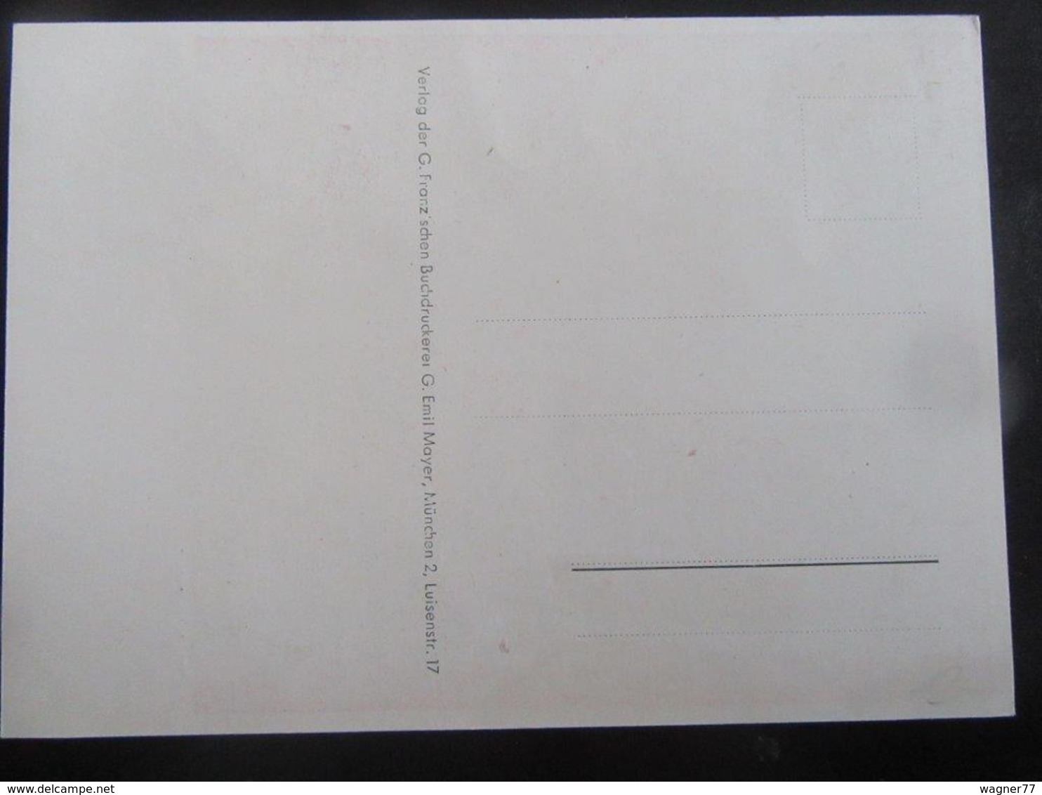 Postkarte RAD Reichsarbeitsdienst - Briefe U. Dokumente