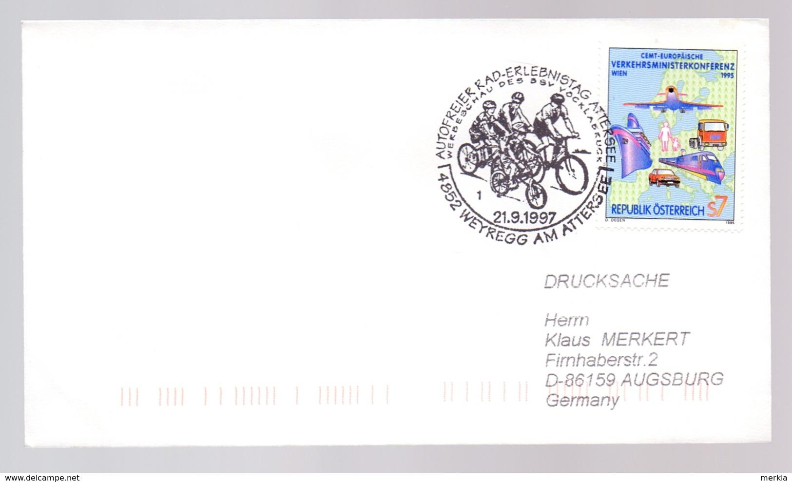 Autofreier Rad-Erlebnistag - Österreich (109-115) - Other (Earth)