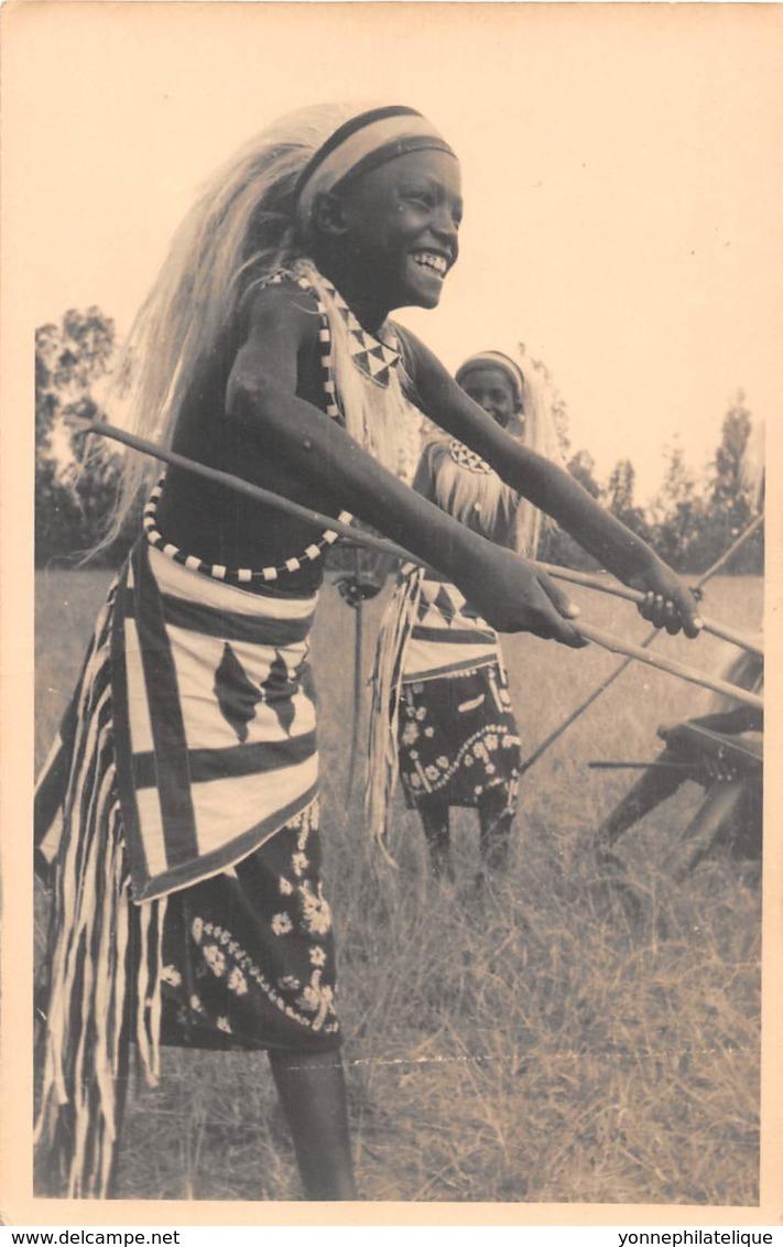 Ruanda Urundi / 10 - Photo Card - Beau Cliché - Ruanda-Urundi