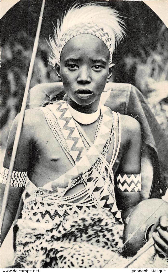 Ruanda Urundi / 12 - Le Roi De L' Urundi - Ruanda-Urundi