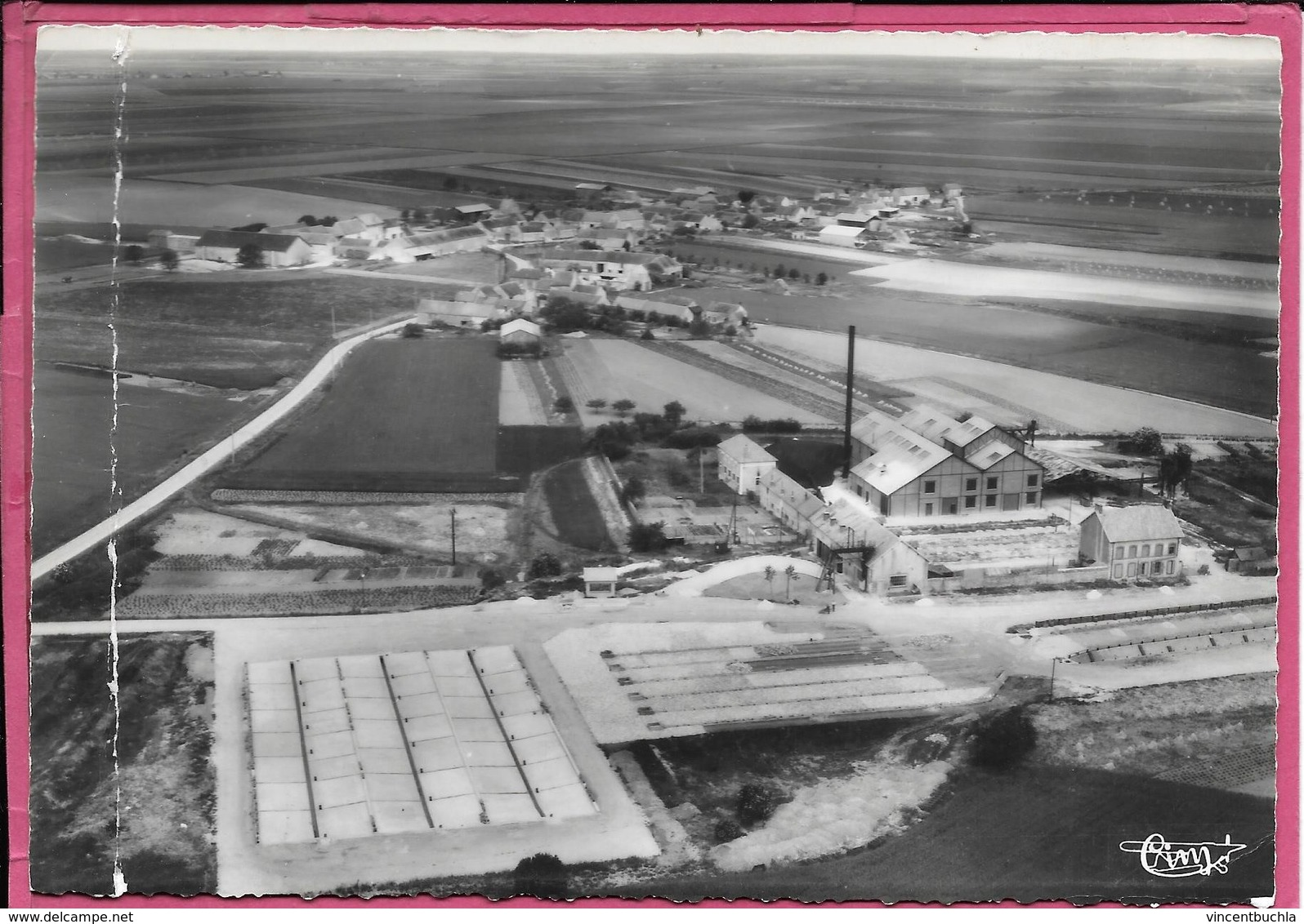 Chevrainvilliers - La Raperie Et Panorama Sur Le Hameau De Verteau - Autres Communes