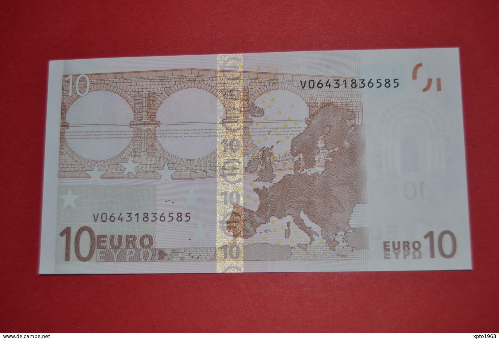 SPAIN 10 EURO M003 A1 - M003A1 DUISENBERG - V06431836585 UNC FDS NEUF - EURO