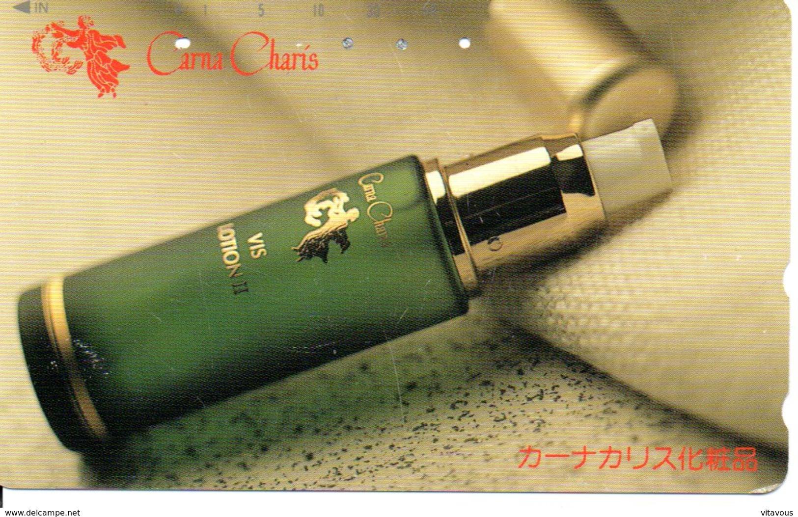 Télécarte Japon Parfum Parfume Phonecard  (G17) - Japan