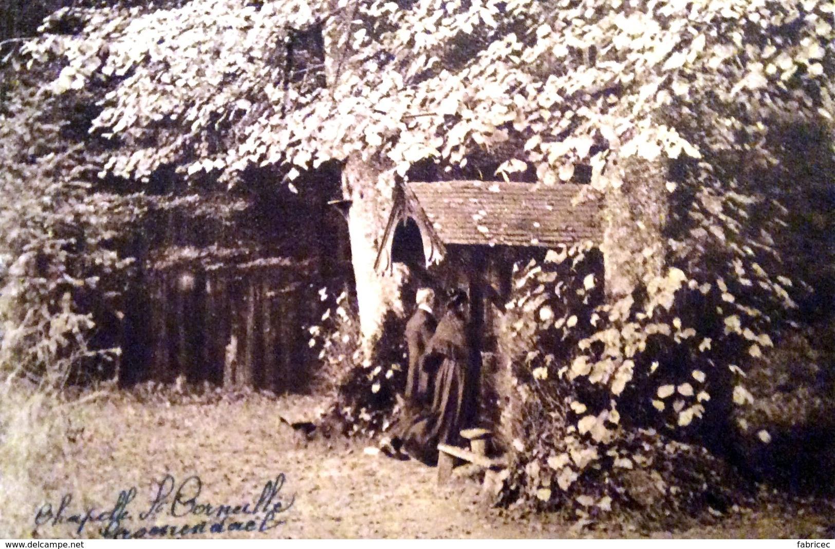 Hoeylaert - Chapelle St. Corneille - Groenendael - Hoeilaart