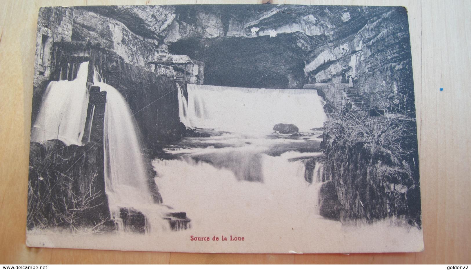 Source De La Loue - Unclassified