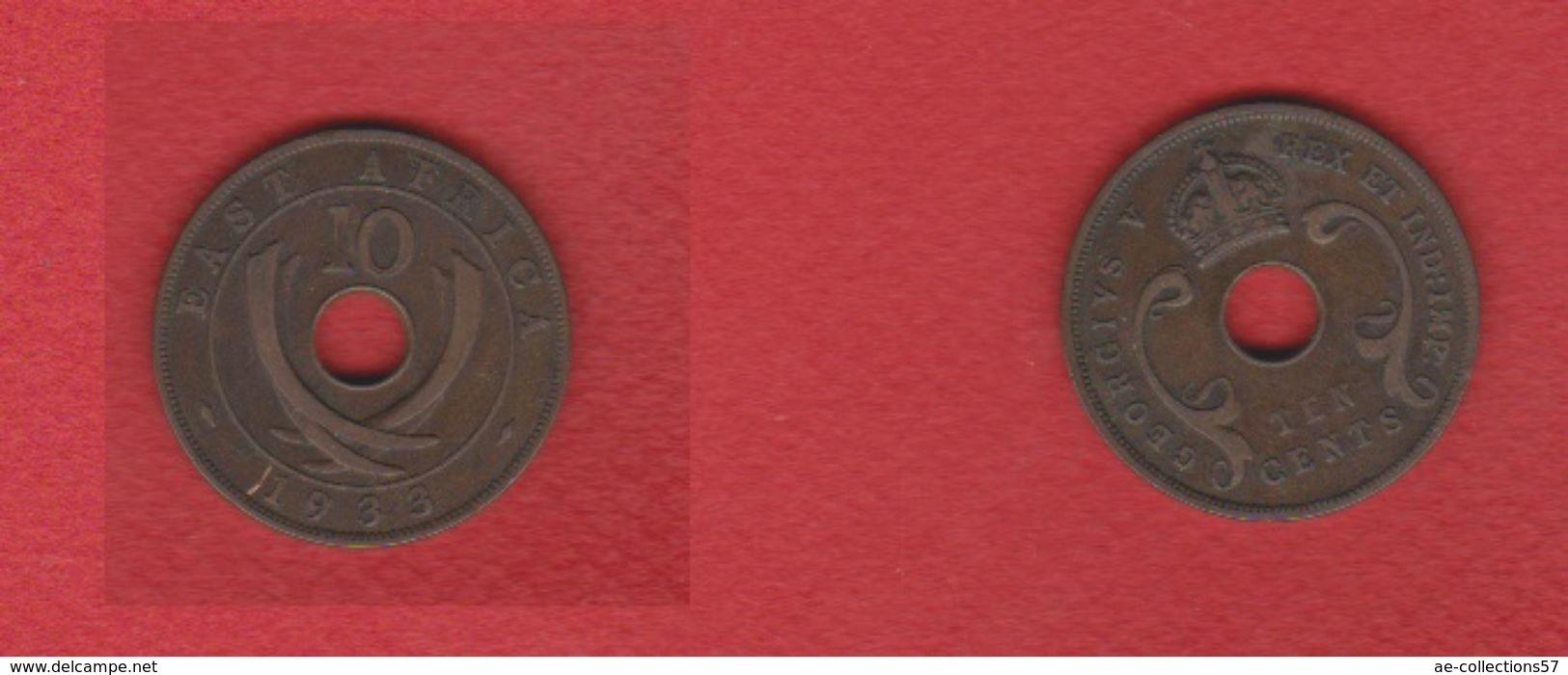 East Africa / 1 Cents 1933 / KM 19 / TTB - Colonie Britannique