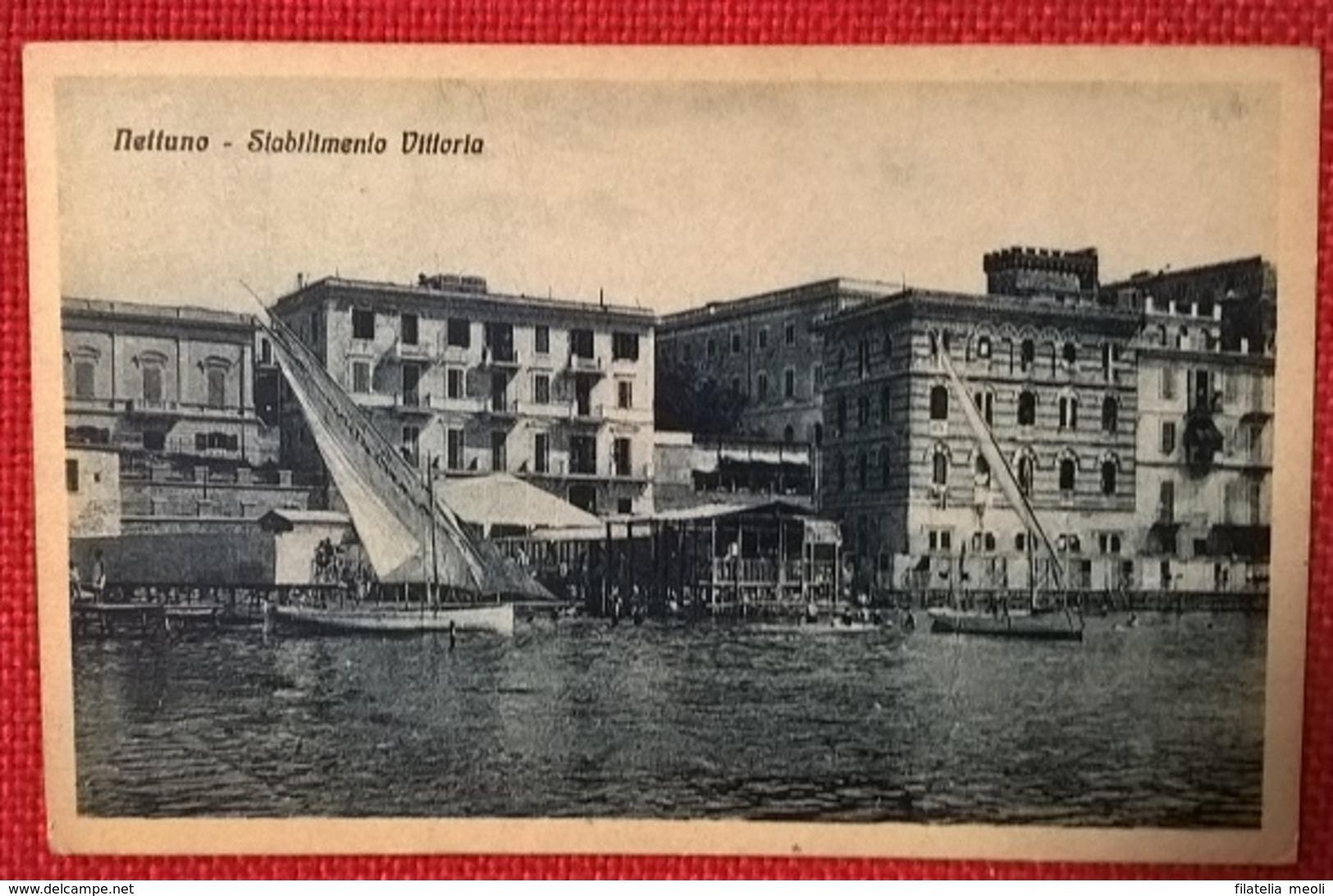 NETTUNO - Italia