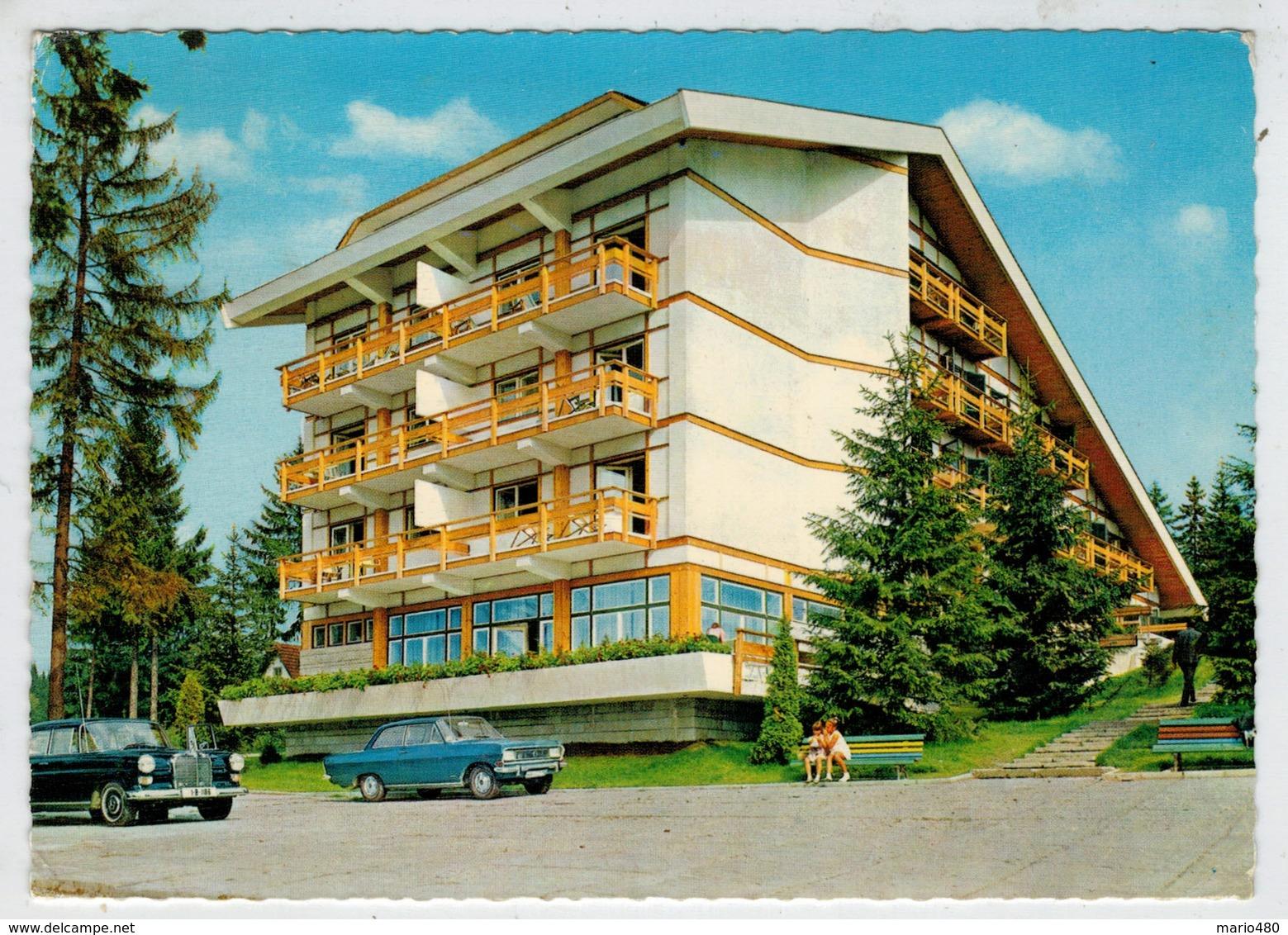 PREDEAL     HOTEL     PREDEAL              (VIAGGIATA ) - Romania