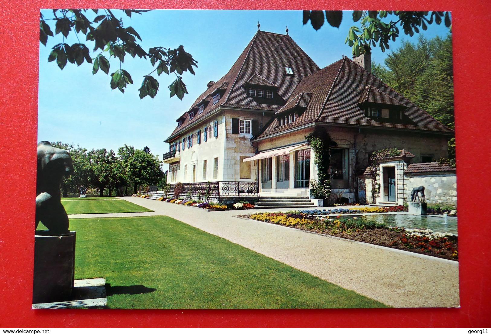 Winterthur - Sammlung Oskar Reinhart - Am Römerholz - Schweiz - Zürich - Museum - Museos