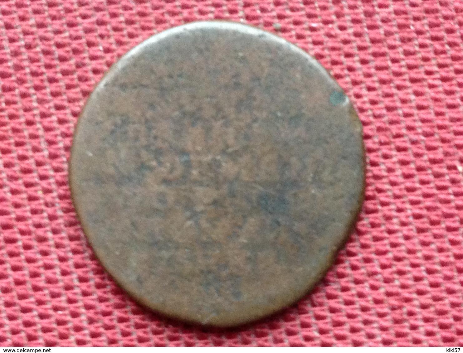Monnaie Ou Jeton à Définir !!!! - Monnaies Antiques
