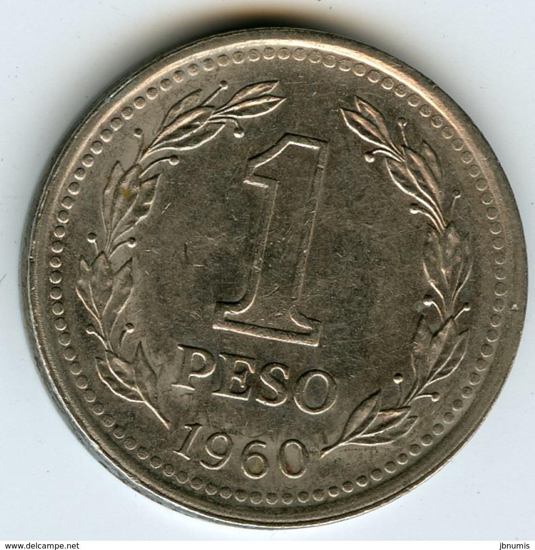 Argentine Argentina 1 Peso 1960 KM 57 - Argentine