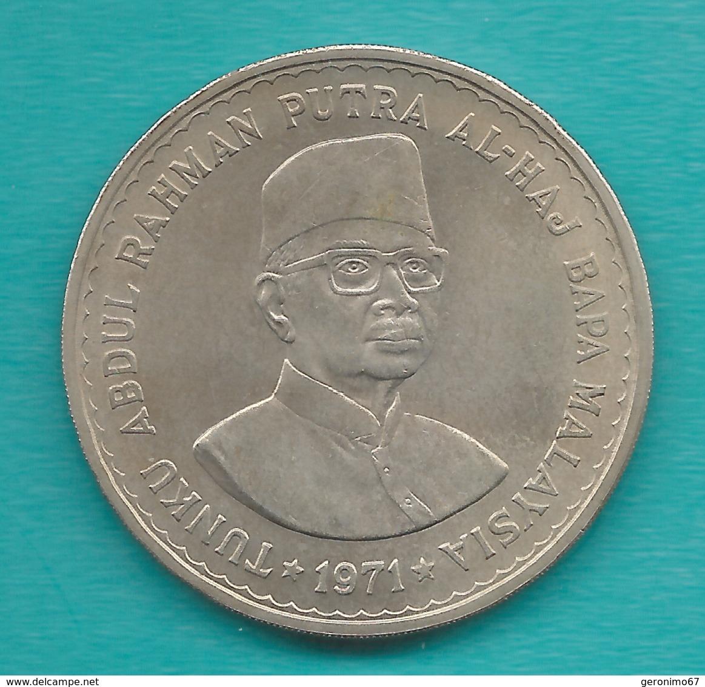 Malaysia - 5 Ringgit - 1971 - Abdul Rahman - KM10 - Malaysie