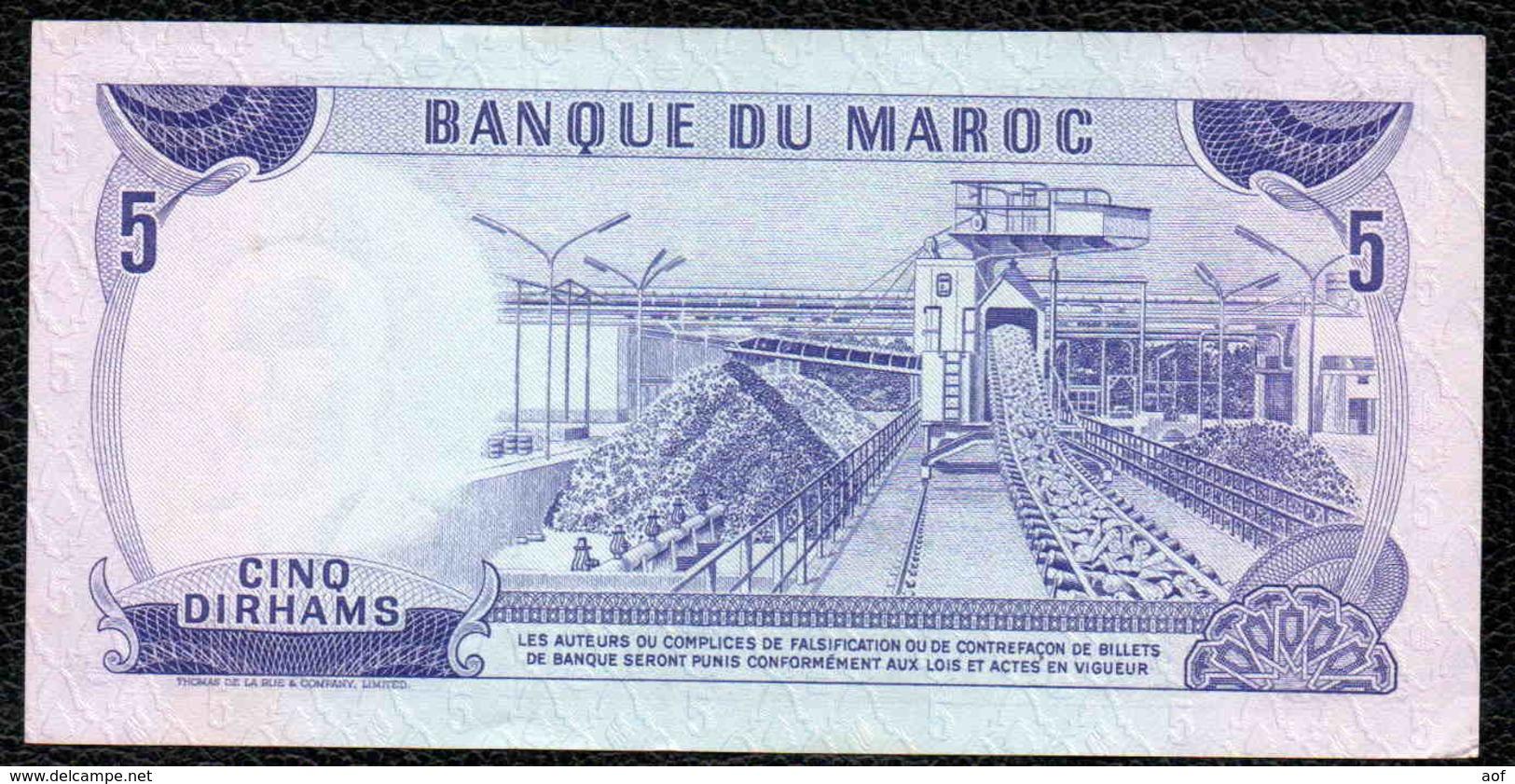 5 MAROC - Maroc