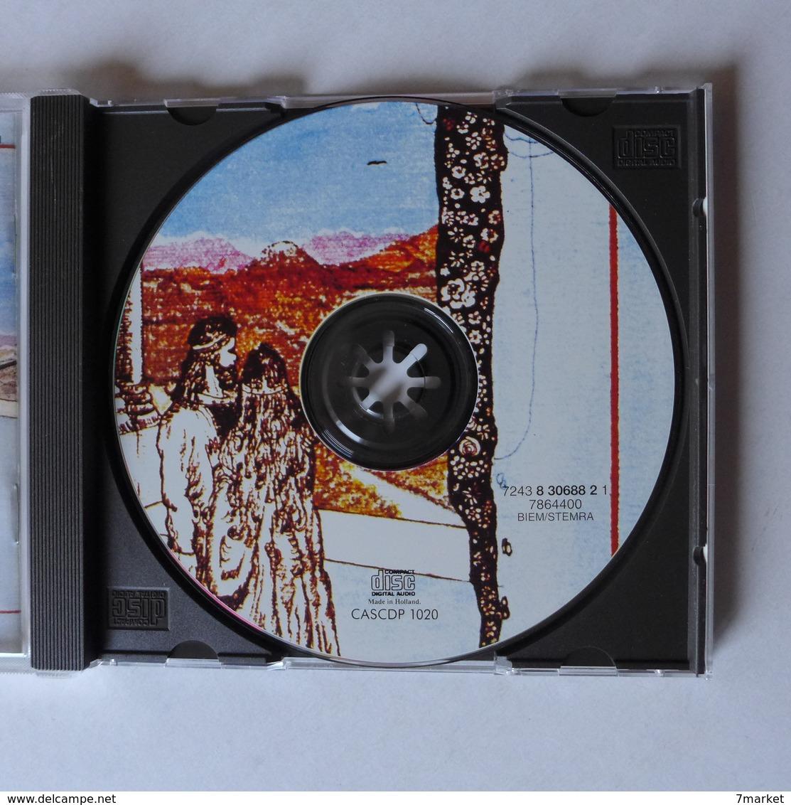 CD/  Genesis - Trespass - Rock