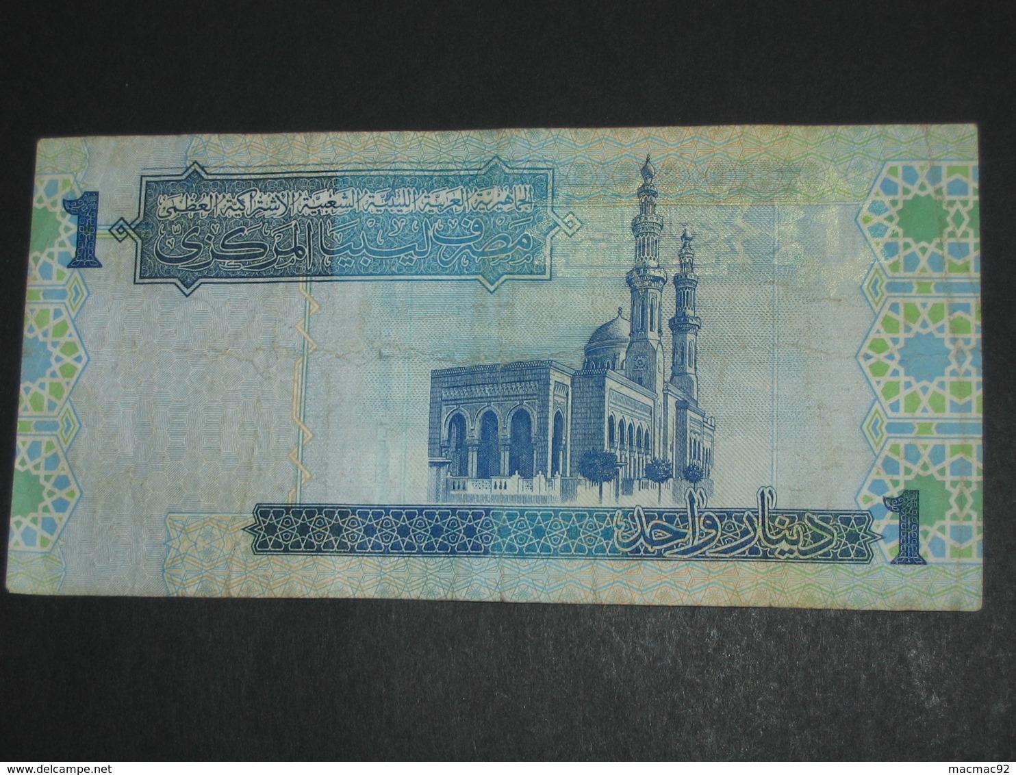 1 One Dinar -2004 - LIBYE   **** EN ACHAT IMMEDIAT **** - Libye