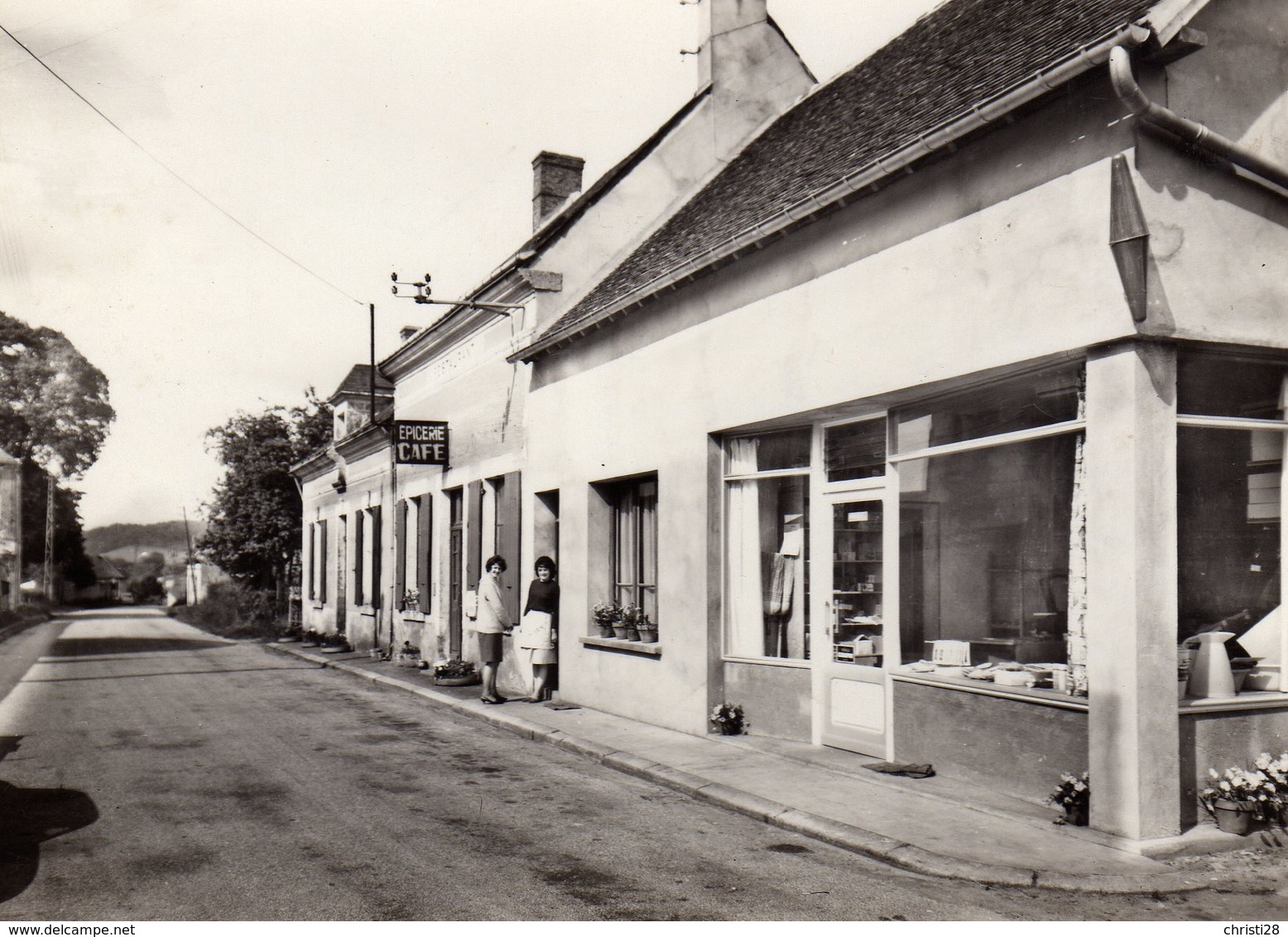 DPT 61 MONCEAU Rue Principale - France