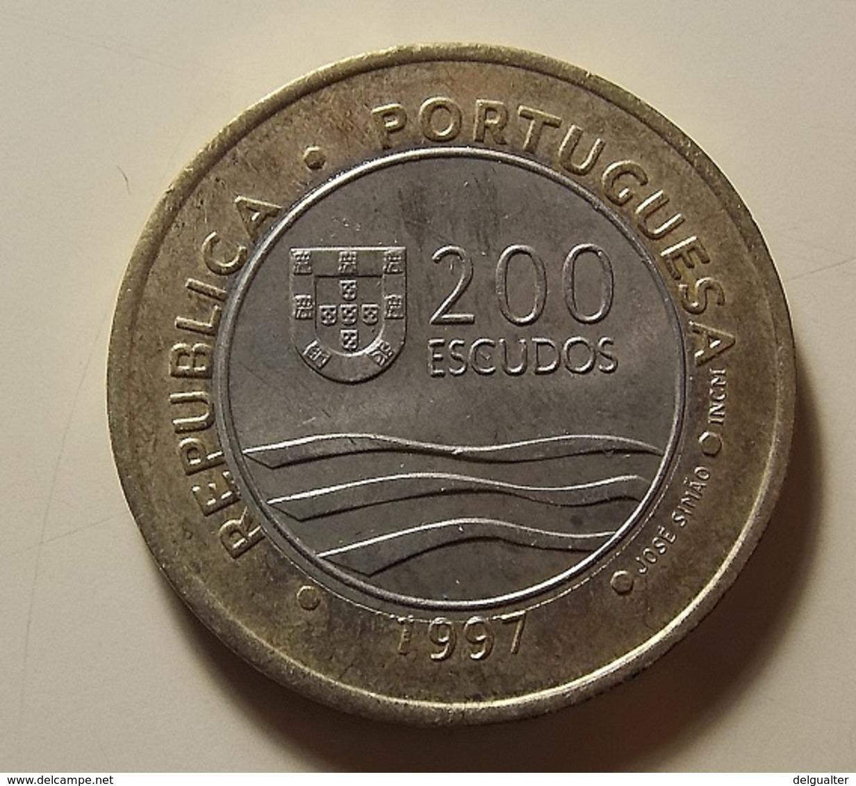 Portugal 200 Escudos Expo'98 1997 - Portugal