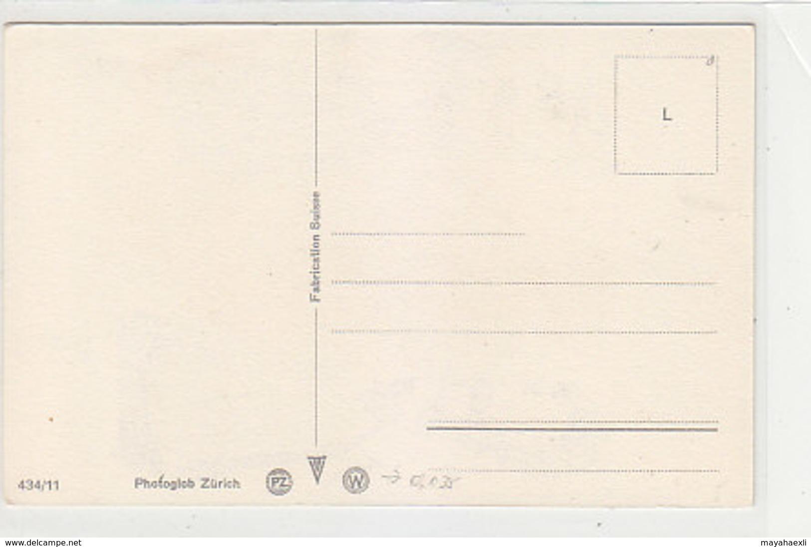 Links & Rächts E Nätte Schatz - Sign. Lips (Globi-Karikaturist)       (90107) - Illustratori & Fotografie