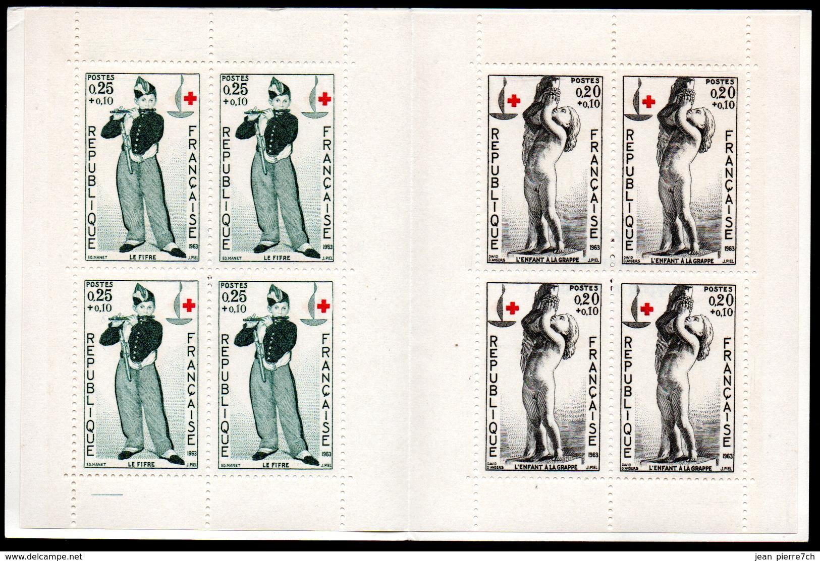 France Frankreich Carnet Croix-Rouge Rotkreuzheftchen Y&T Carnet CR 2012 - Booklets
