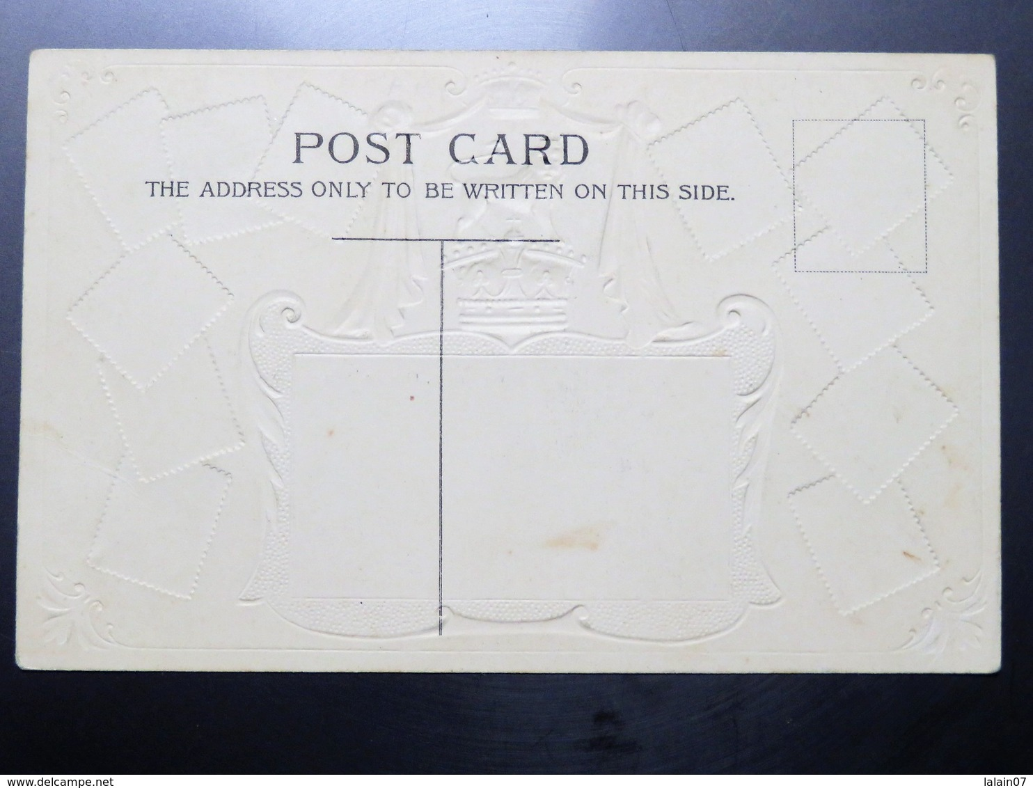 C.P.A. : FIDJI, FIJI , River Scene, OVALAU, Card With Stamps - Fidji
