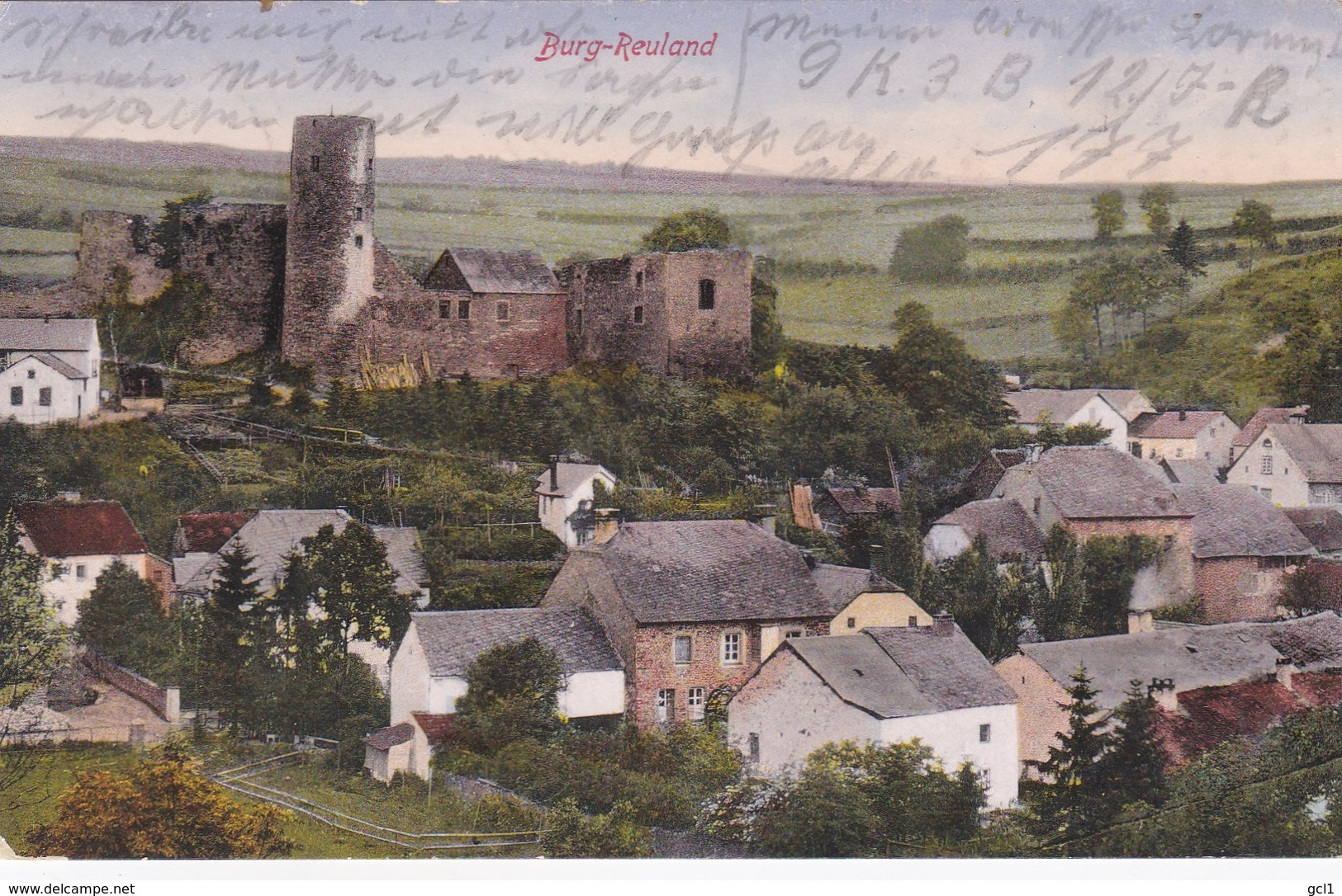 Burg - Reuland - Burg-Reuland