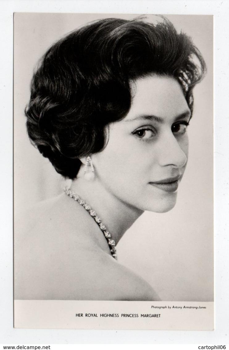 - CPA FAMILLES ROYALES - HER ROYAL HIGHNESS PRINCESS MARGARET - - Koninklijke Families