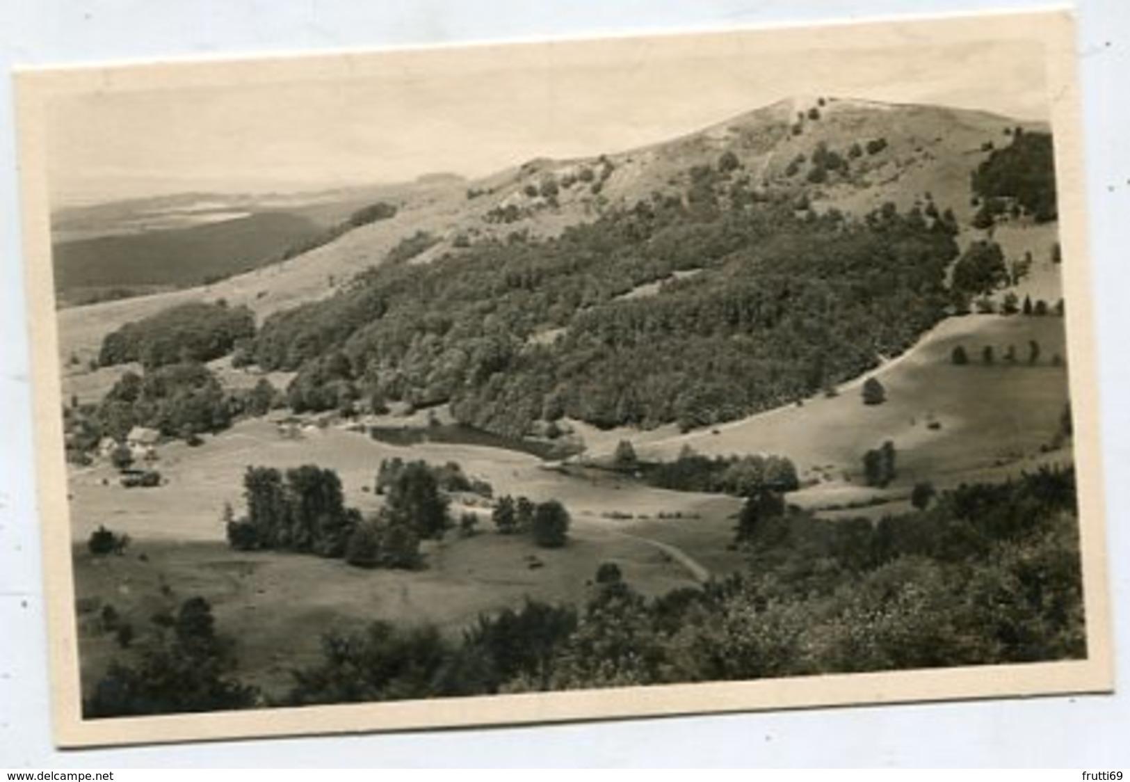 GERMANY - AK 342086 Rhön - Goldloch Und Guckaisee - Rhön
