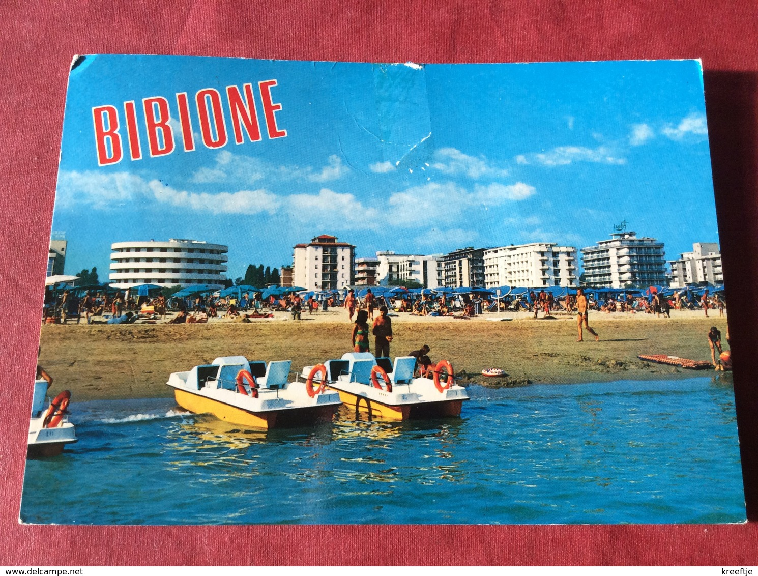 Italia. Bibione Hotels (07314) - Italia