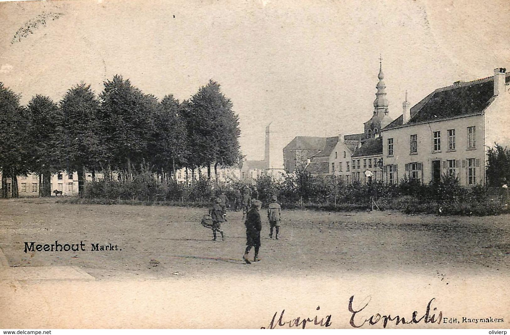 Meerhout -  Près De Gestel,Lil,Hulsen,Wimkelomheide - Markt - Meerhout