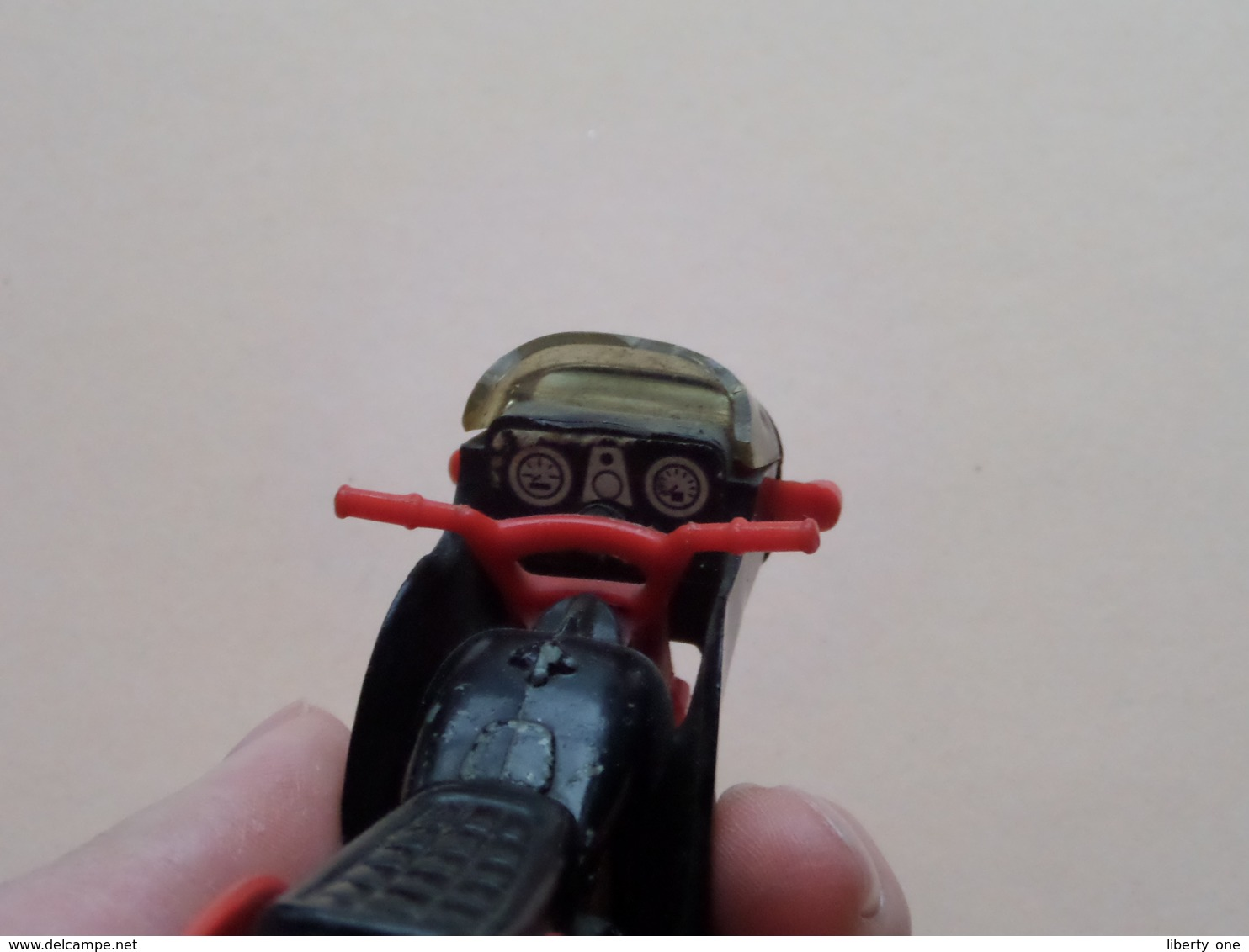 BAT MOTO - CORGI Made In Gt Britain ( Please See Photo For Detail ) Uncleaned *** BATMAN ! - Motorfietsen