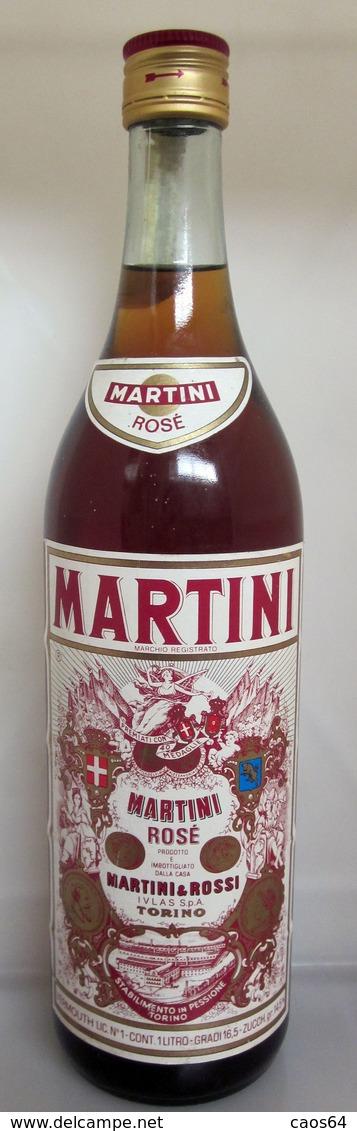 MARTINI ROSE' 1 LITRO   VINTAGE PRODOTTO PER COLLEZIONISTI - Spiritus