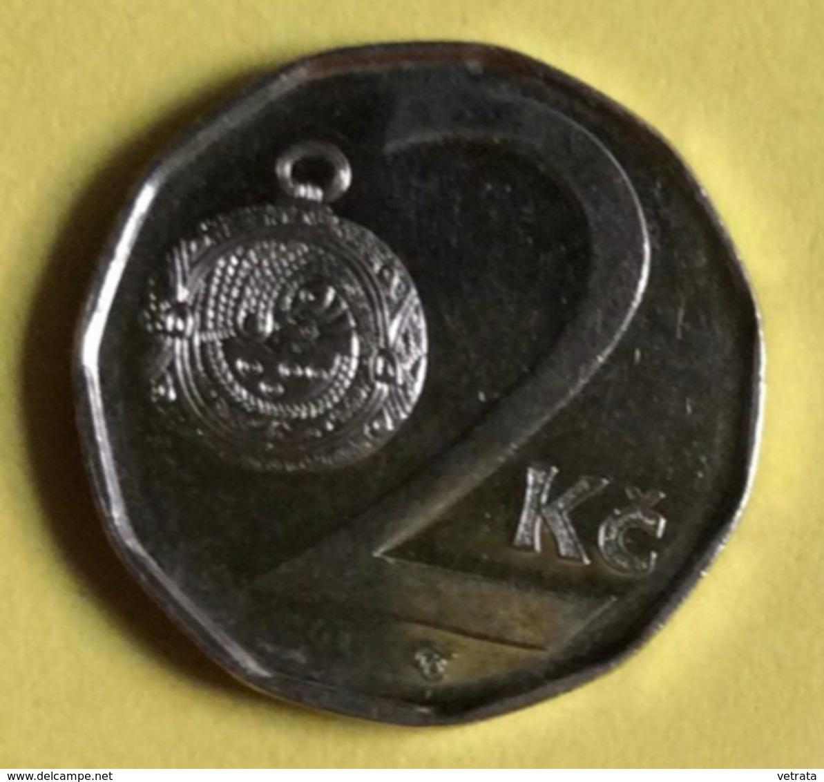 Tchequie : 3 Pièces 2, 5 & 20 Korun - Tchéquie