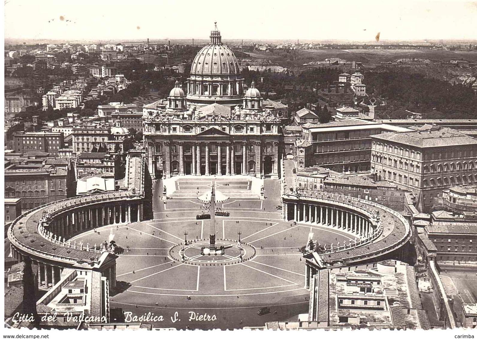 S.PIETRO - Vatican