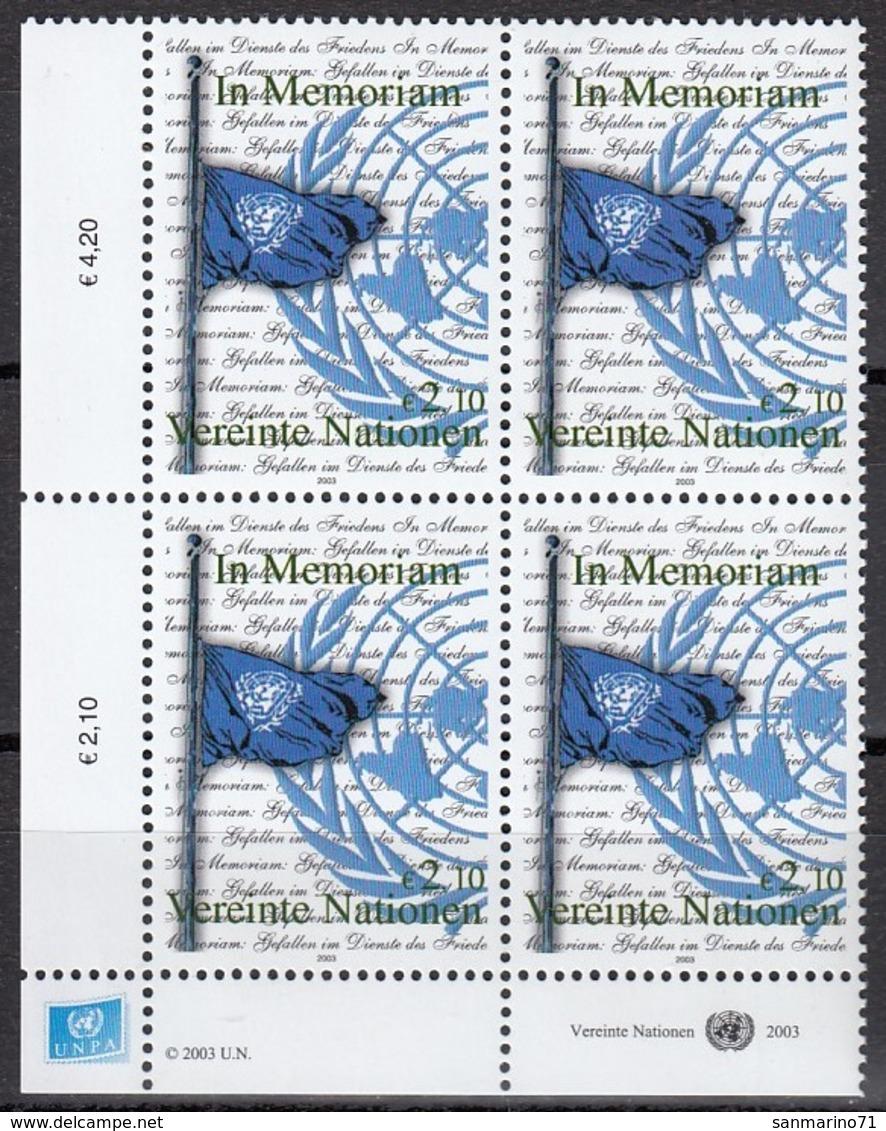 UNITED NATIONS Vienna 405,unused - Ungebraucht