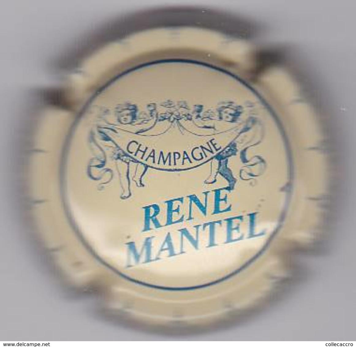 MANTEL RENE NOUVELLE - Champagne