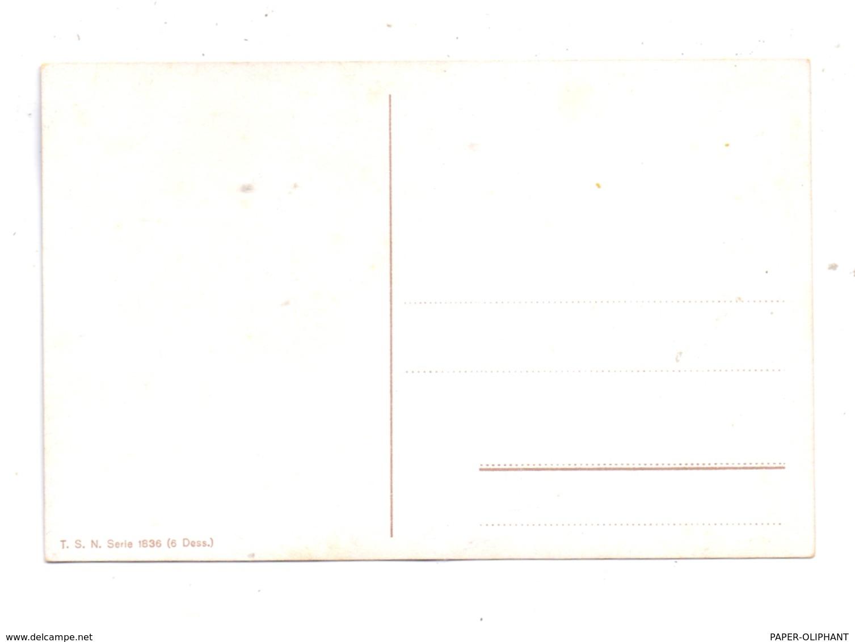 ZWERGE / Gnoms / Dwarfs / Dwergen / Nani / Nanos / Enanos - Künstler A.Schönian, Zwerg, Pilz, Frosch, Heuschrecke... - Cartes Postales