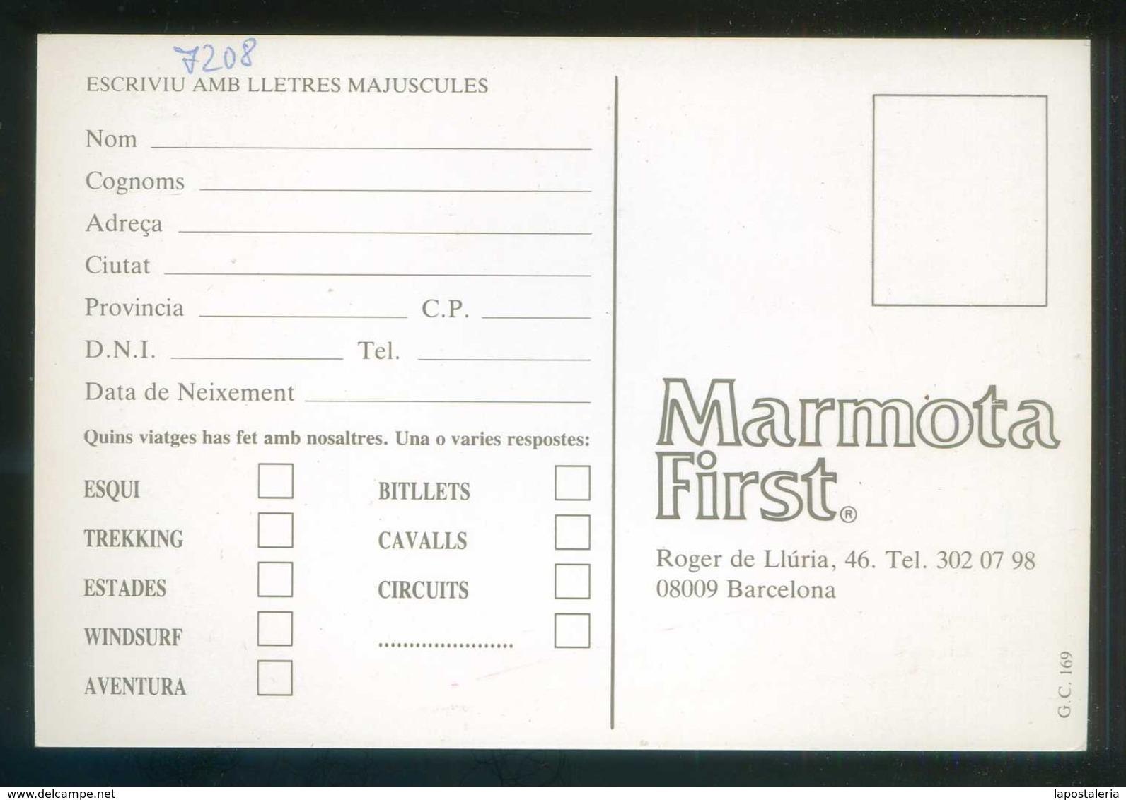 Barcelona. *Club Marmota First* Nueva. - Tiendas