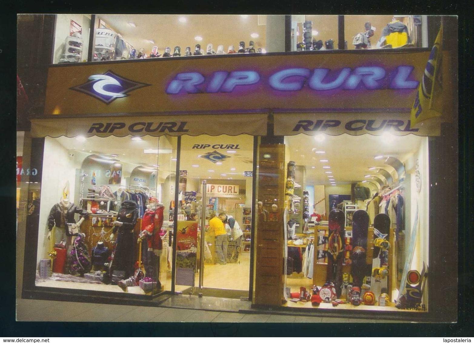 Andorra. *Rip Curl* Imp. Nivell10. Nueva. - Tiendas