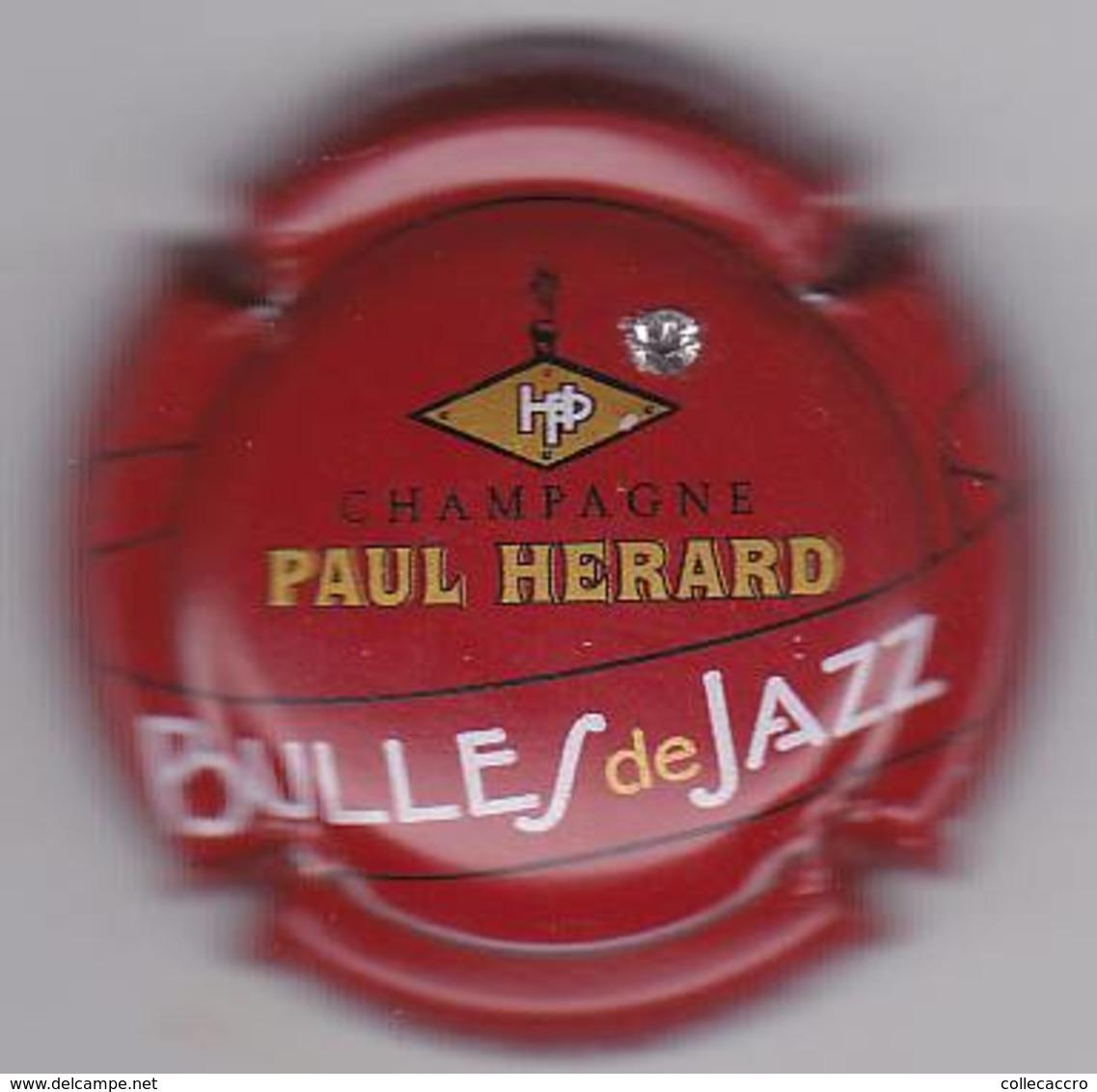 HERARD PAUL BULLES DE JAZZ N°18 STRASS - Champagne