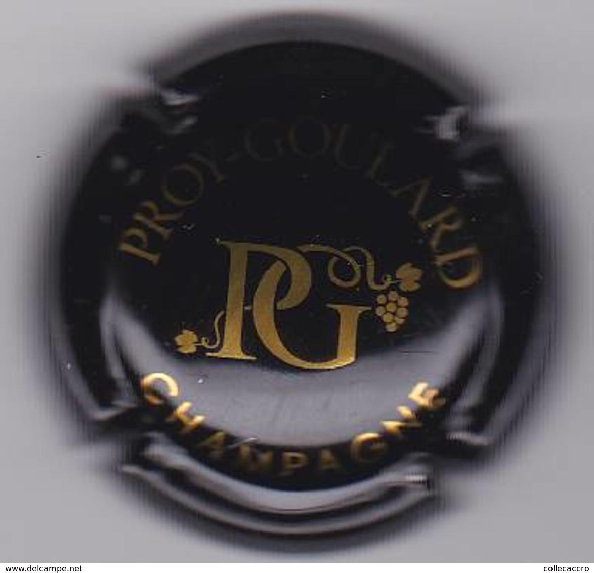 PROY-GOULARD NOUVELLE - Champagne