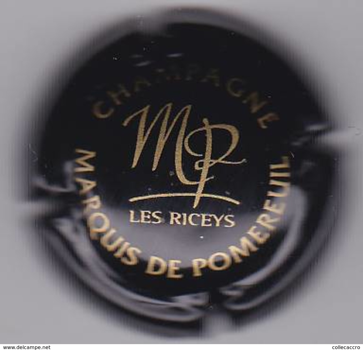 MARQUIS DE POMEREUIL N°12 - Champagne