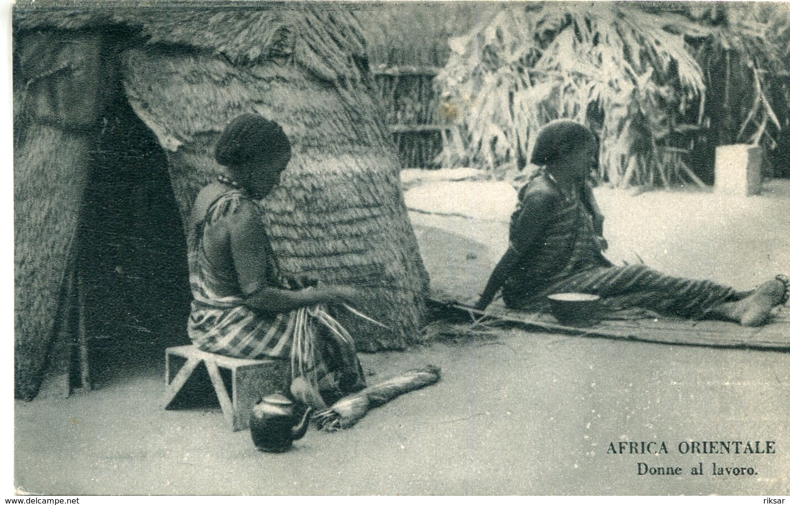ERYTHREE(TYPE) - Erythrée