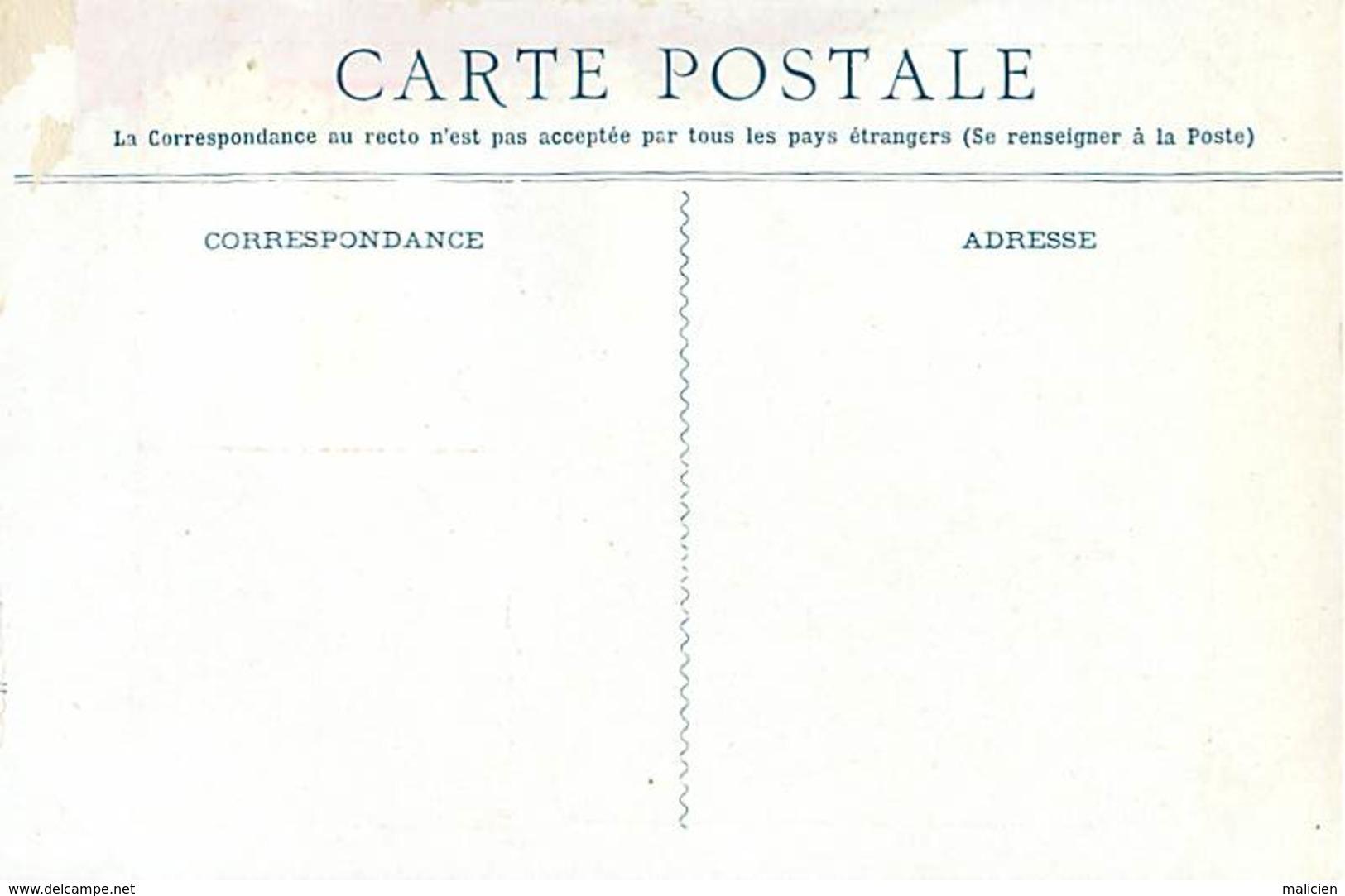 -ref-B109- Finistere - Affiche Chemins De Fer De L Ouest - Bretagne - Folklore - Illustrateur Grün - Illustrateurs - - France