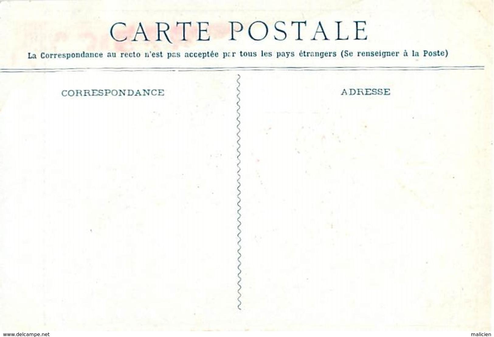 -ref-B106- Finistere - Bretagne - Normandie - Ile De Jersey - Affiche Chemins De Fer De L Ouest - - France