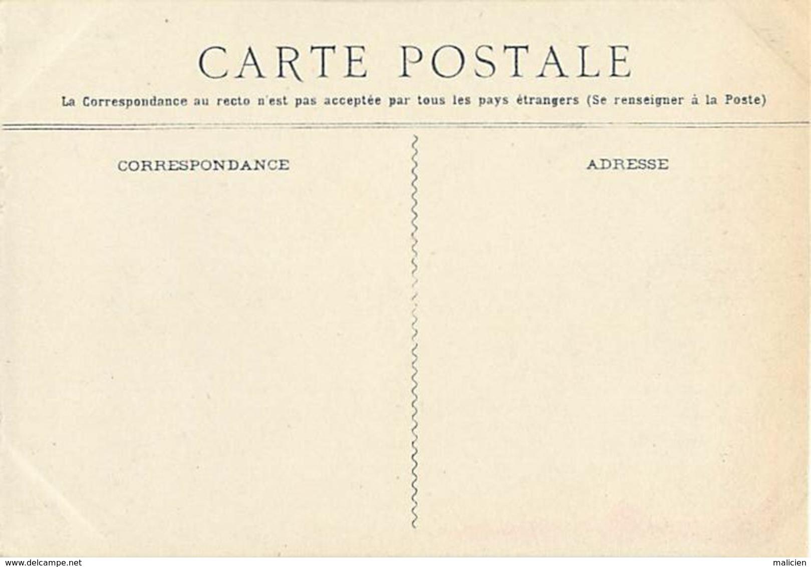 -ref-B103- Finistere - Bretagne - Normandie - Ile De Jersey - Affiche Chemins De Fer De L Ouest -illustrateur J. Maton - France