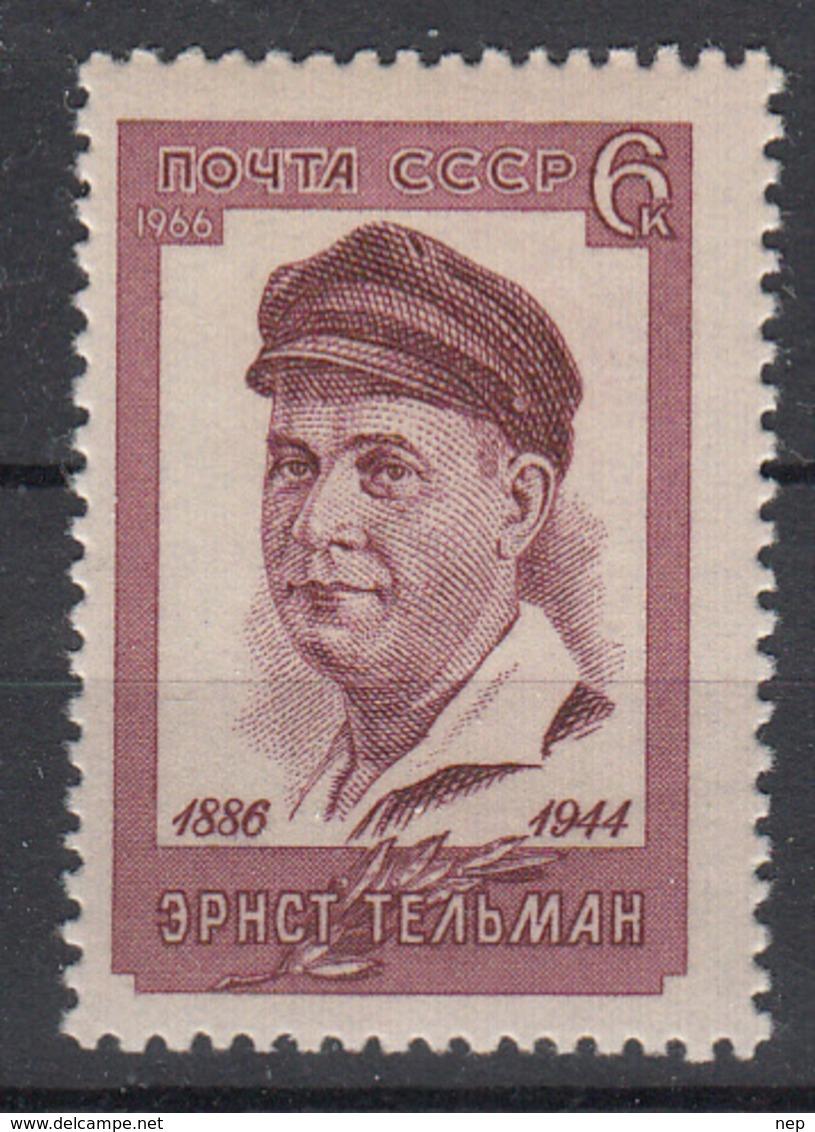 USSR - Michel - 1966 - Nr 3208 - MNH** - 1923-1991 URSS