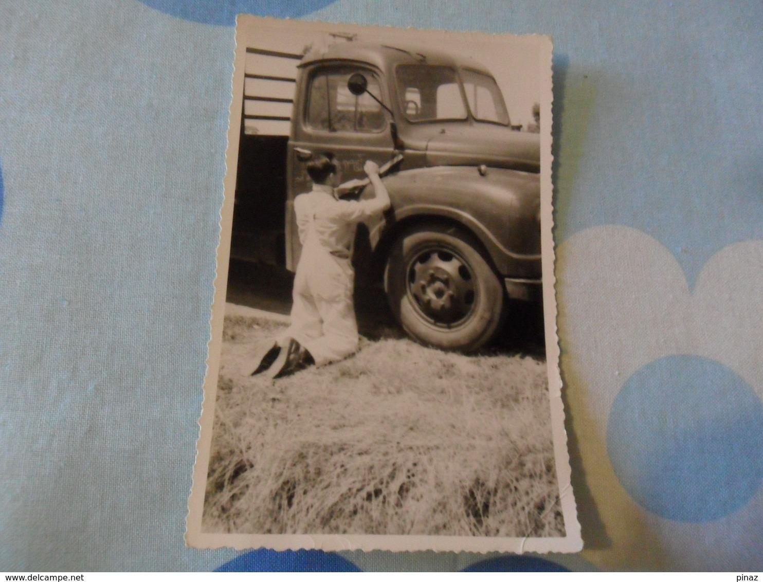 Foto AUTOCARRO 1937 In Manutenzione - Automobili