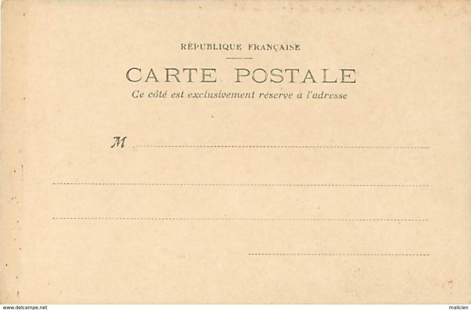 -ref-B47- Metiers -le Mignon Patissier - Patisserie - Galette Des Rois - Galettes - Epiphanie -sangsues Du Jour De L An - Artisanat